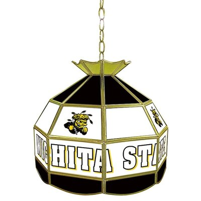 NCAA 16 Stained Glass Tiffany Lamp NCAA Team: Wichita State