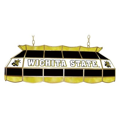 NCAA Pool Table Light NCAA Team: Wichita State