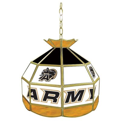 NCAA 16 Stained Glass Tiffany Lamp NCAA Team: Army Academy