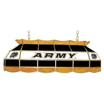 NCAA Pool Table Light NCAA Team: Army Academy
