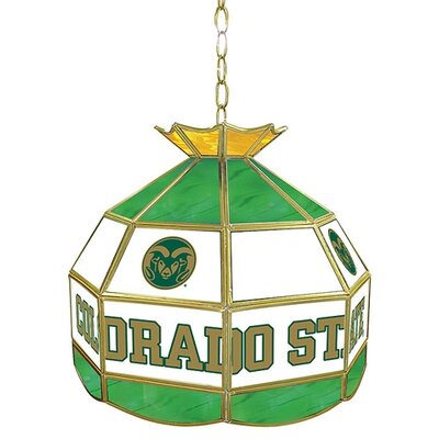 NCAA 16 Stained Glass Tiffany Lamp NCAA Team: Colorado State