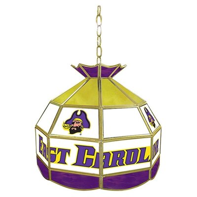 NCAA 16 Stained Glass Tiffany Lamp NCAA Team: East Carolina