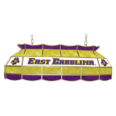 NCAA Pool Table Light NCAA Team: East Carolina