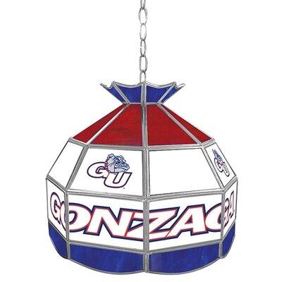 NCAA 16 Stained Glass Tiffany Lamp NCAA Team: Gonzaga