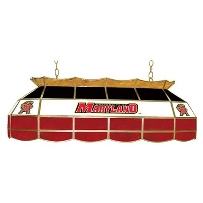 NCAA Pool Table Light NCAA Team: Maryland