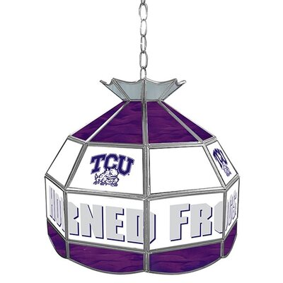 NCAA 16 Stained Glass Tiffany Lamp NCAA Team: TCU