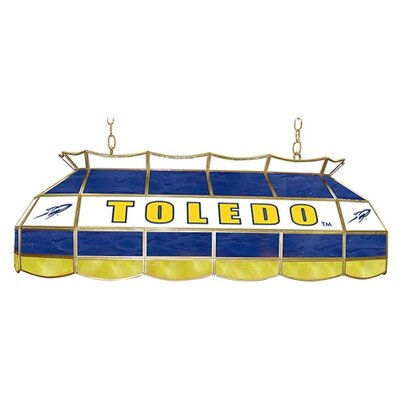 NCAA Pool Table Light NCAA Team: Toledo