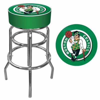 31 Swivel Bar Stool NBA Team: Boston Celtics