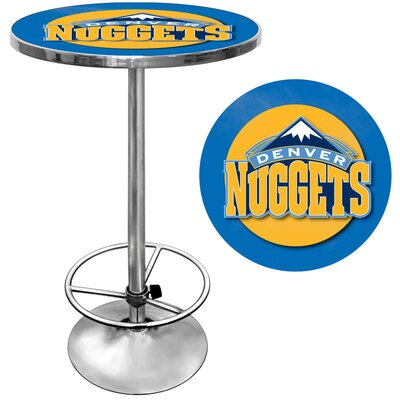 NBA Pub Table NBA Team: Denver Nuggets