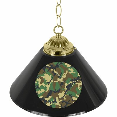 Hunt Camo 1-Light Bar Lamp