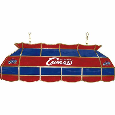 3-Light Pool Table Light NBA Team: Cleveland Cavaliers