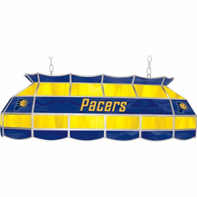3-Light Pool Table Light NBA Team: Indiana Pacers