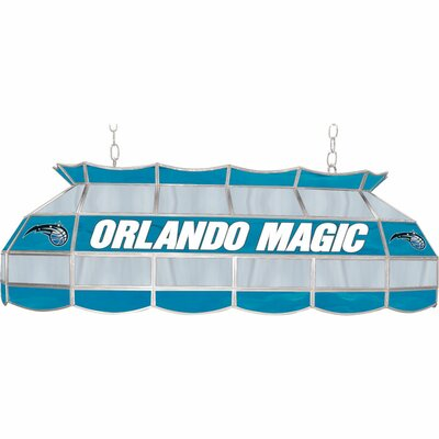 3-Light Pool Table Light NBA Team: Orlando Magic