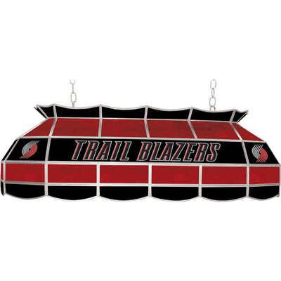 3-Light Pool Table Light NBA Team: Portland Trail Blazers