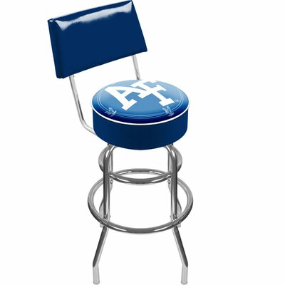 "NCAA 31"" Swivel Bar Stool NCAA Team: Air Force Falcons CLC1100-AF"