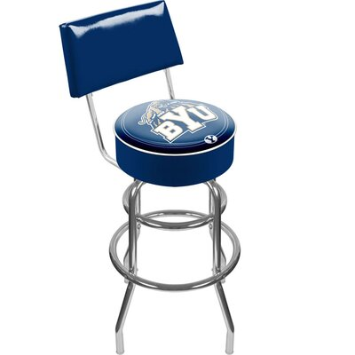 NCAA 31 Swivel Bar Stool NCAA Team: Brigham Young University
