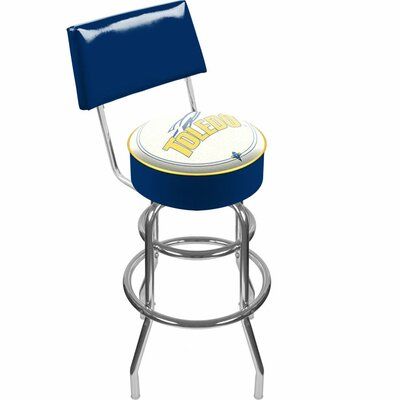 NCAA 31 Swivel Bar Stool NCAA Team: University of Toledo