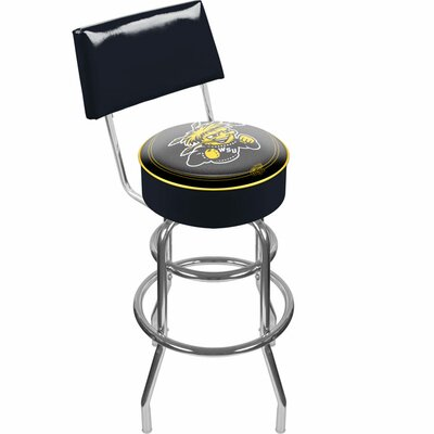 NCAA 31 Swivel Bar Stool NCAA Team: Wichita State University