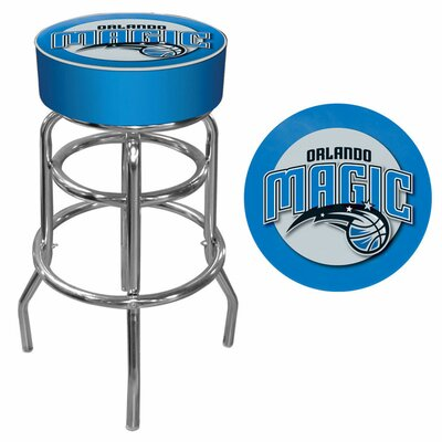 31 Swivel Bar Stool NBA Team: Orlando Magic