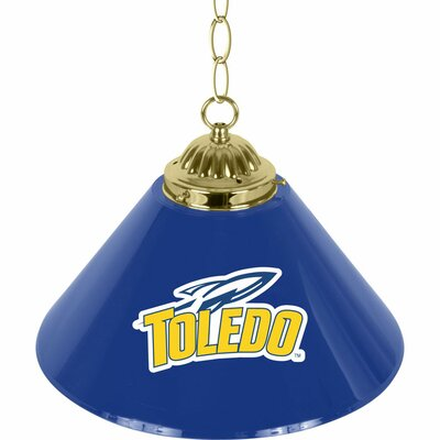 NCAA 1-Light Bar Lamp NCAA Team: University of Toledo