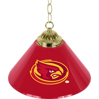 NCAA 1-Light Bar Lamp NCAA Team: Iowa State University