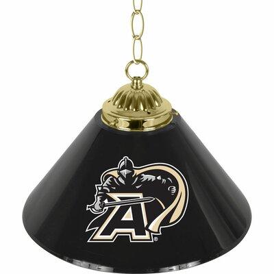 NCAA 1-Light Bar Lamp NCAA Team: Army Black Knights