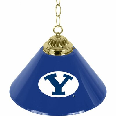 NCAA 1-Light Bar Lamp NCAA Team: BYUT