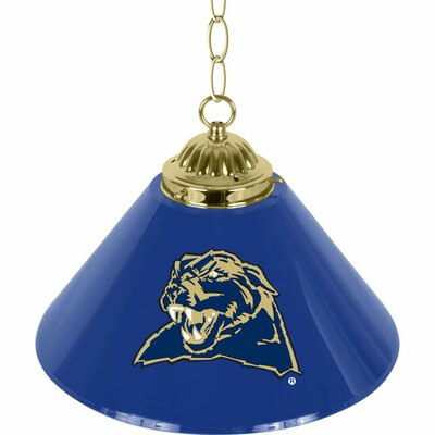 NCAA 1-Light Bar Lamp NCAA Team: University of Pittsburgh