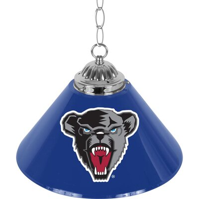 NCAA 1-Light Bar Lamp NCAA Team: University of Maine