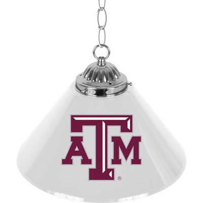 NCAA 1-Light Bar Lamp NCAA Team: Texas A&M University