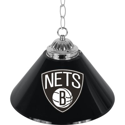 NBA Single Bar Lamp NBA Team: Brooklyn Nets