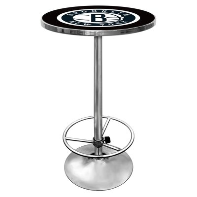 NBA Pub Table NBA Team: Brooklyn Nets