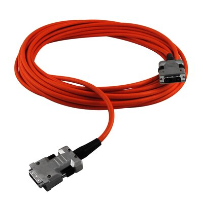 100 ft HDTV DVI Single Link Fiber Optic Cable