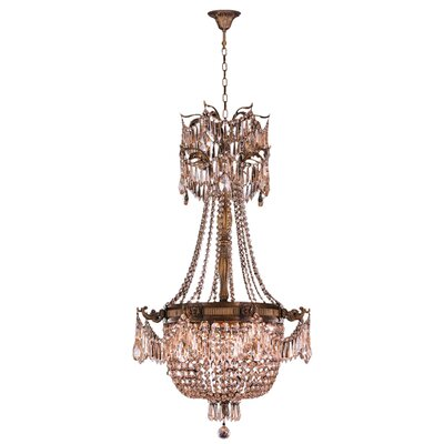 Winchester 4-Light Crystal Chandelier