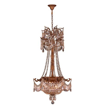 Reimer 3-Light Empire Chandelier