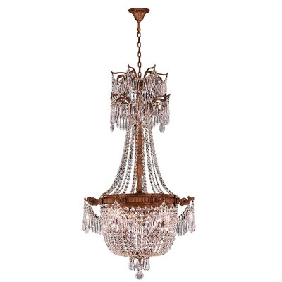 Winchester 4-Light Empire Chandelier