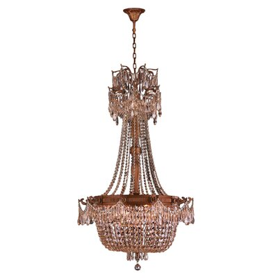 Winchester 10-Light Empire Chandelier
