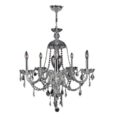 Provence 7-Light Crystal Chandelier