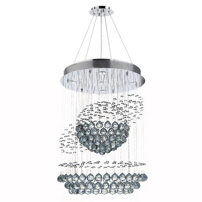 Latrobe 5-Light Crystal Chandelier