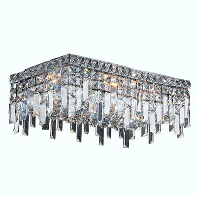 Ryele 4-Light Flush Mount