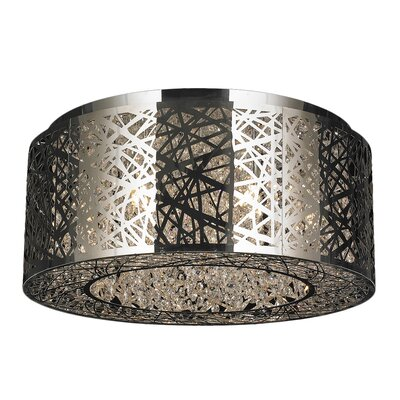 Aramis Flush Mount Size: 20