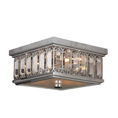 Rocio 4-Light Flush Mount