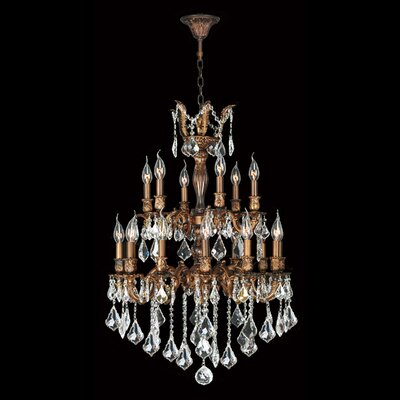 Versailles 18-Light Crystal Chandelier