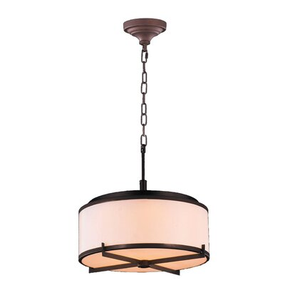 Stankiewicz 6-Light LED Drum Pendant