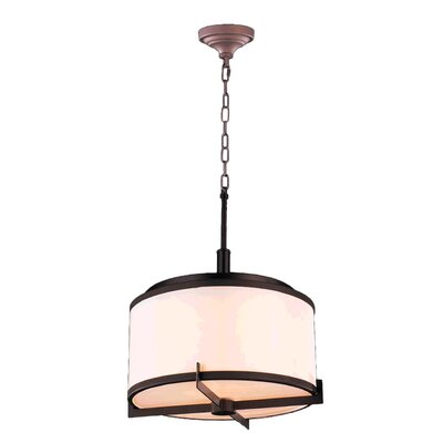 Madeline 5-Light LED Drum Pendant