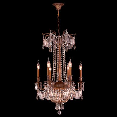 Reimer Cottage 9-Light Crystal Chandelier