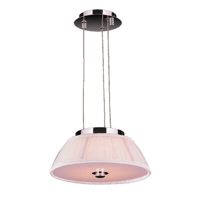 Jarious 5-Light Bowl Pendant