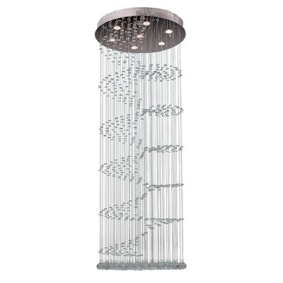 Leiser 7-Light Flush Mount
