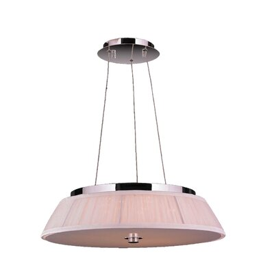 Jarious 9-Light Inverted Pendant