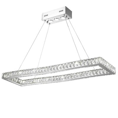 Leiter 19 LED Integrated Bulb Pendant